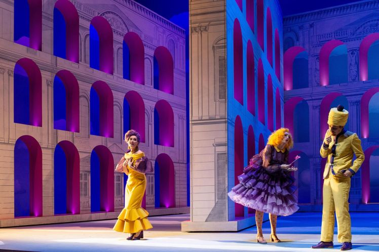 Händel Xerxes Theater Bonn Muscato Atalanta Heeschen kemeny leidig
